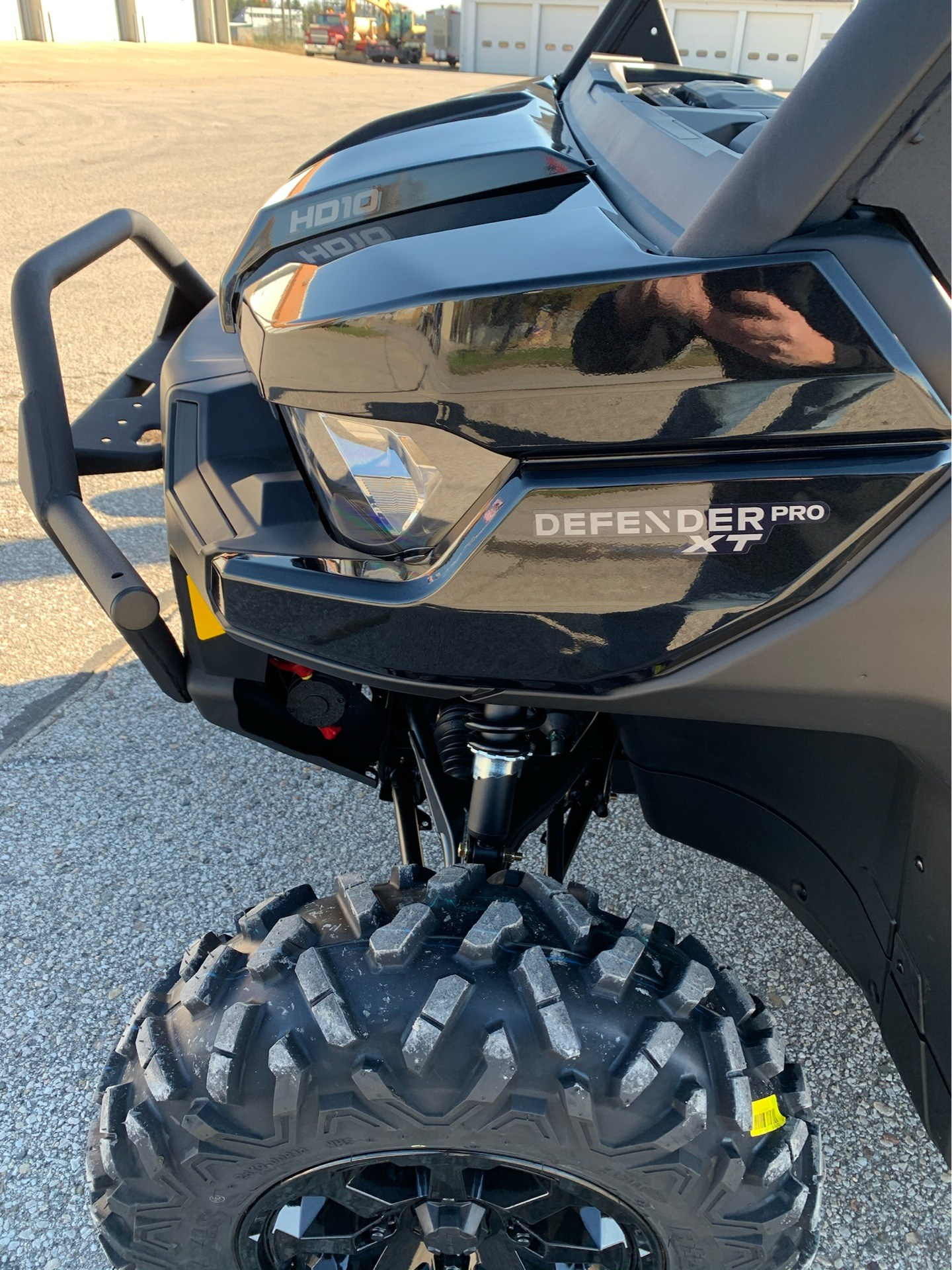 2020 Can-Am Defender Pro XT HD10 in Algona, Iowa - Photo 9
