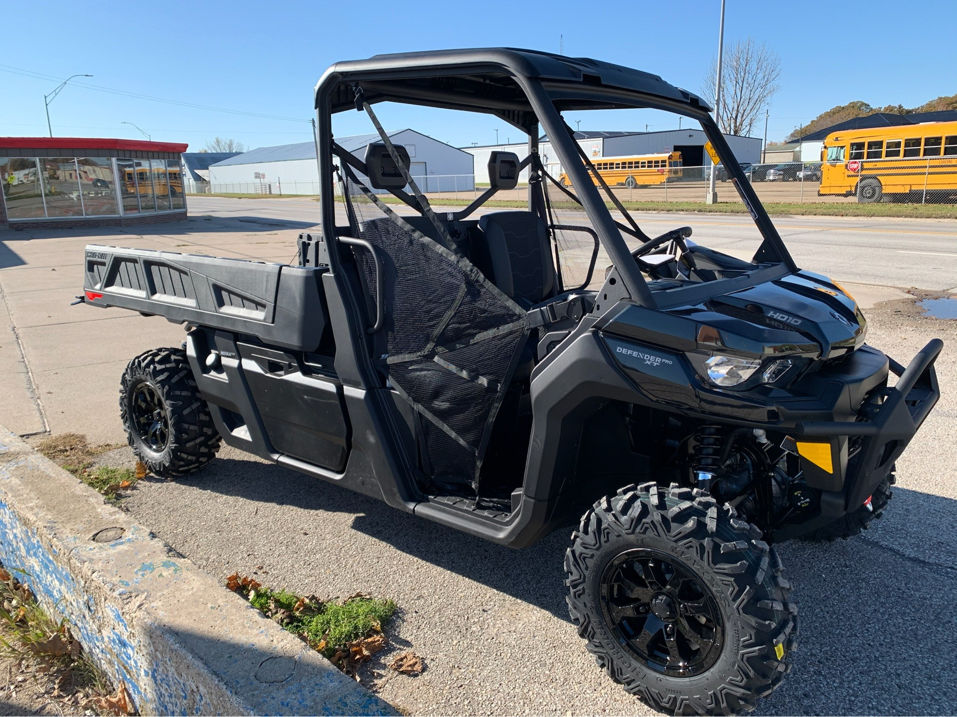 2020 Can-Am Defender Pro XT HD10 in Algona, Iowa - Photo 11
