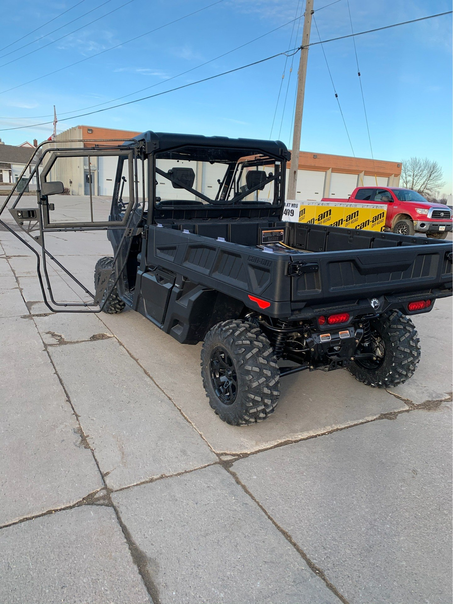 2020 Can-Am Defender Pro XT HD10 in Algona, Iowa - Photo 16