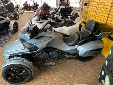 2021 Can-Am Spyder F3 Limited in Algona, Iowa - Photo 2