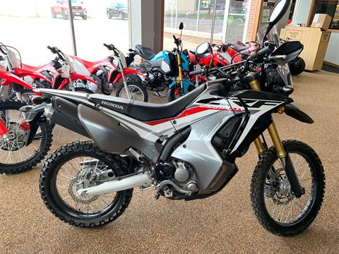 2018 Honda CRF250L Rally in Algona, Iowa - Photo 2