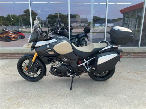 2014 Suzuki V-Strom 1000 ABS Adventure in Algona, Iowa - Photo 1
