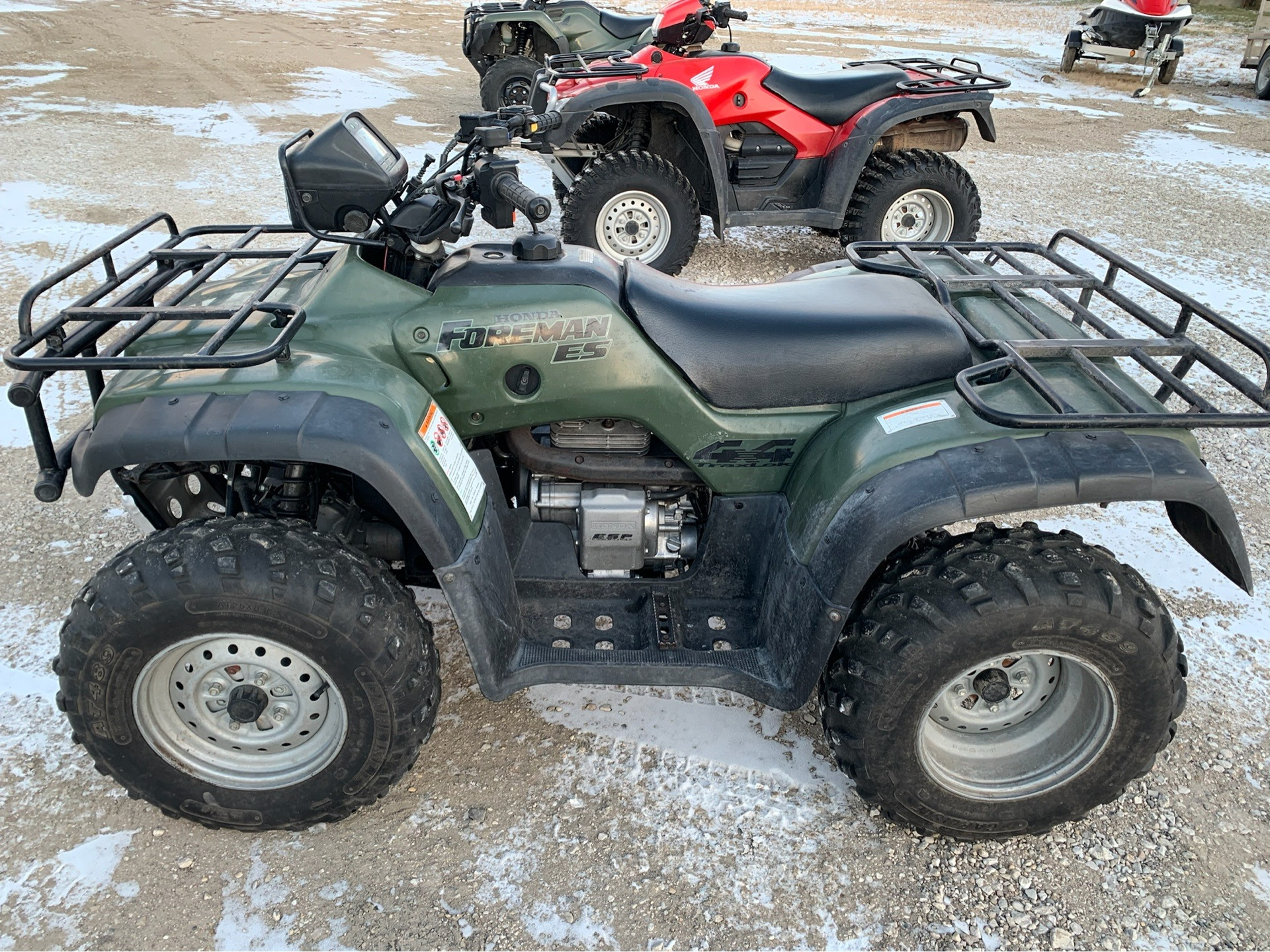 2003 Honda FOREMAN ES in Algona, Iowa - Photo 1
