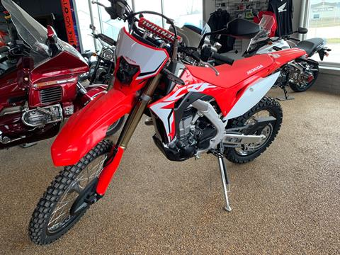 2019 Honda CRF450L in Algona, Iowa - Photo 1