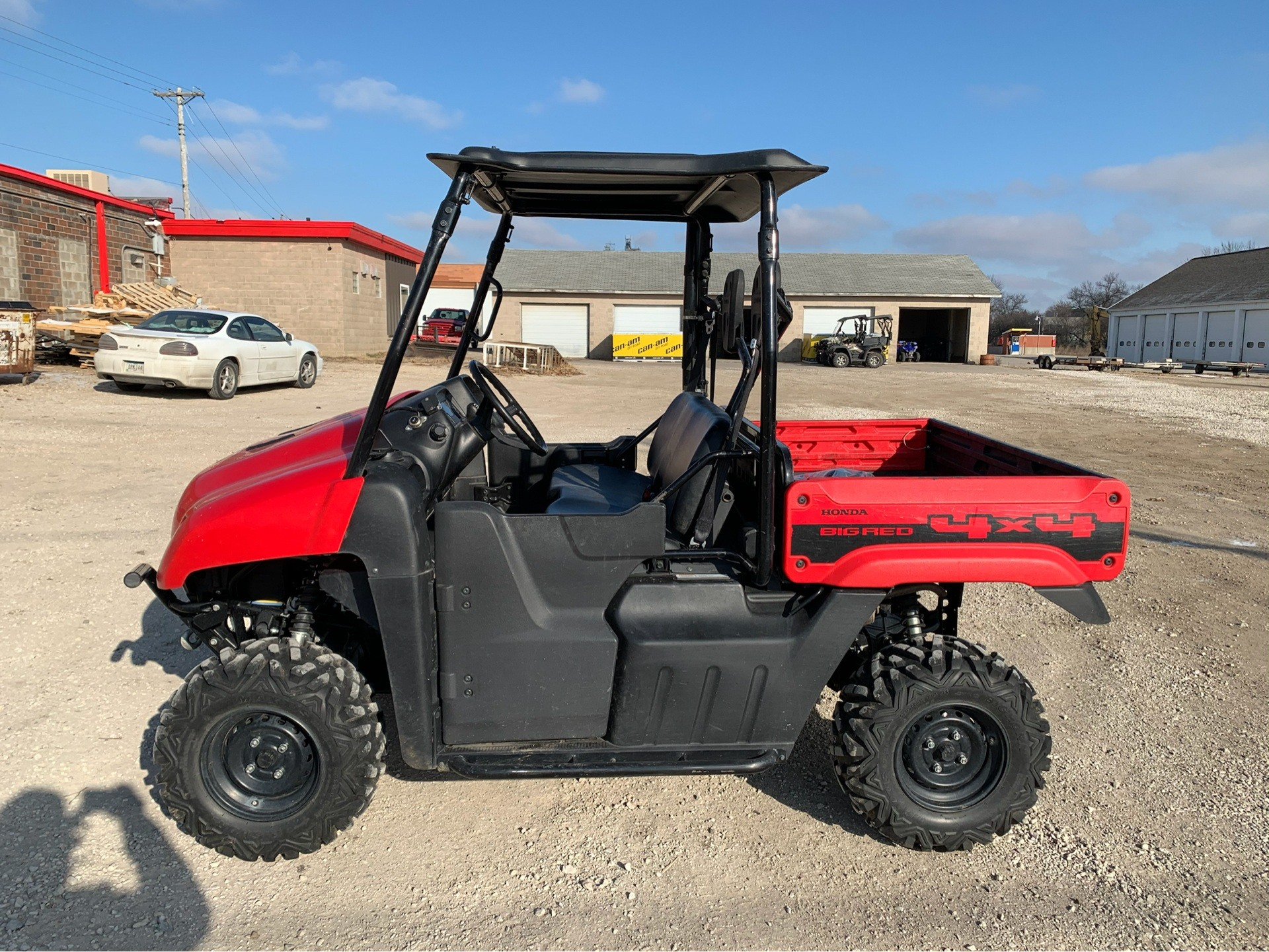 2012 Honda Big Red in Algona, Iowa - Photo 1