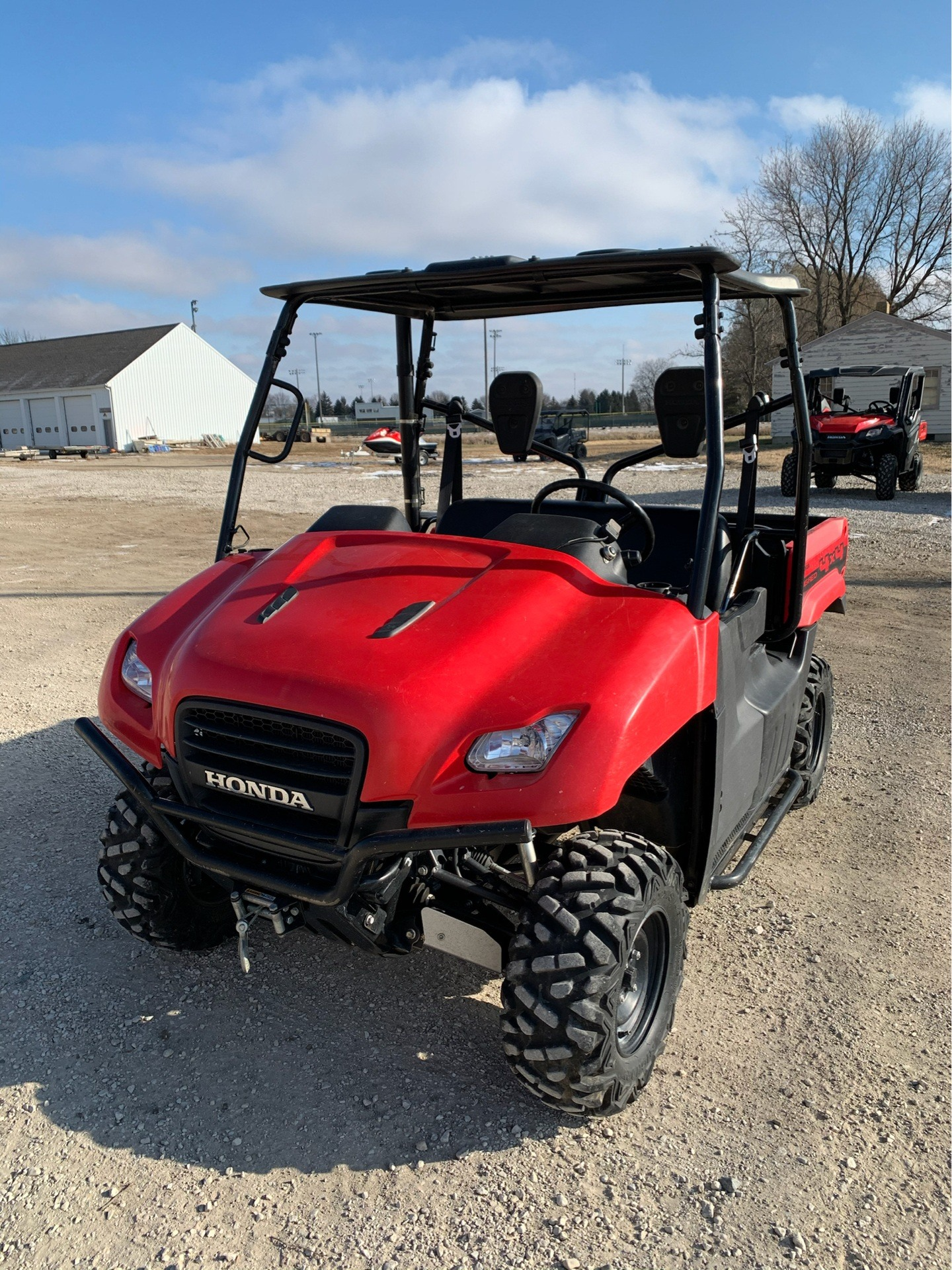 2012 Honda Big Red in Algona, Iowa - Photo 2