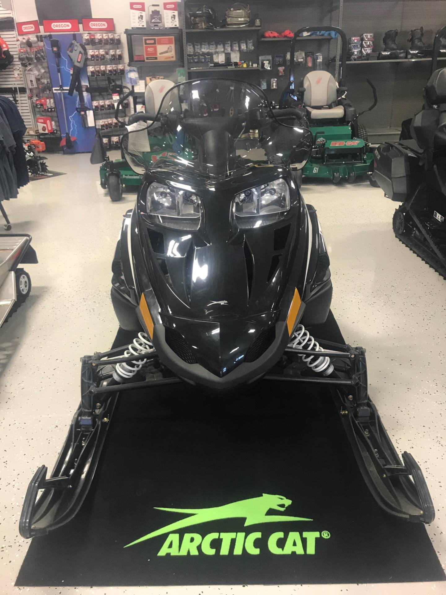 2018 Arctic Cat Lynx 2000 ES in Mansfield, Pennsylvania - Photo 2