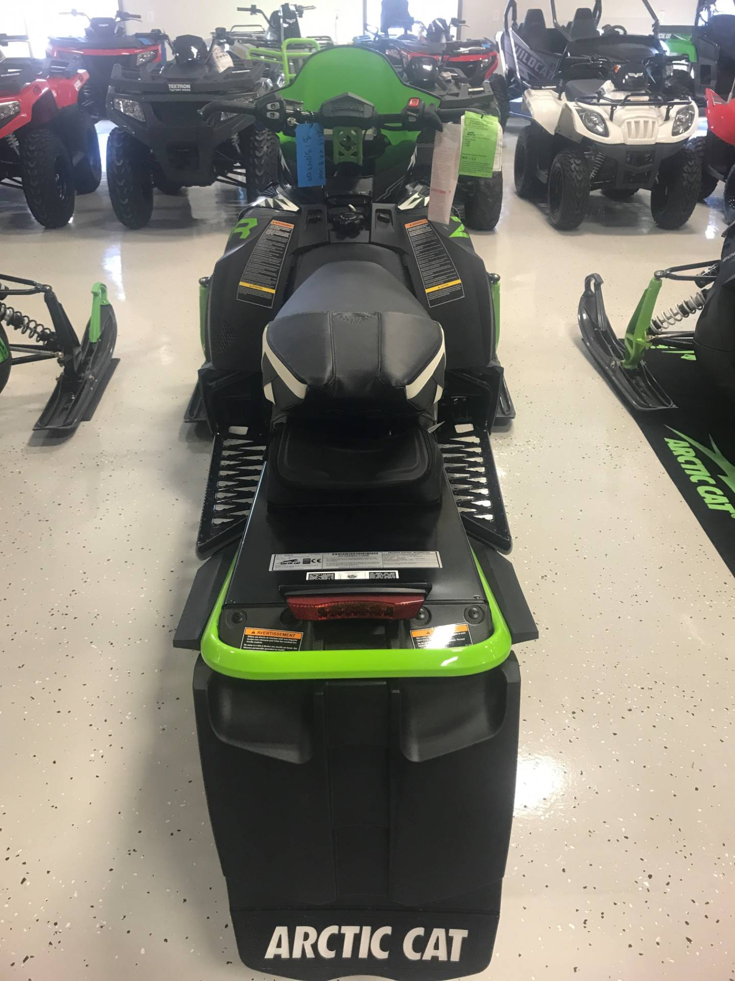 2018 Arctic Cat ZR 8000 Limited ES 129 in Mansfield, Pennsylvania - Photo 3