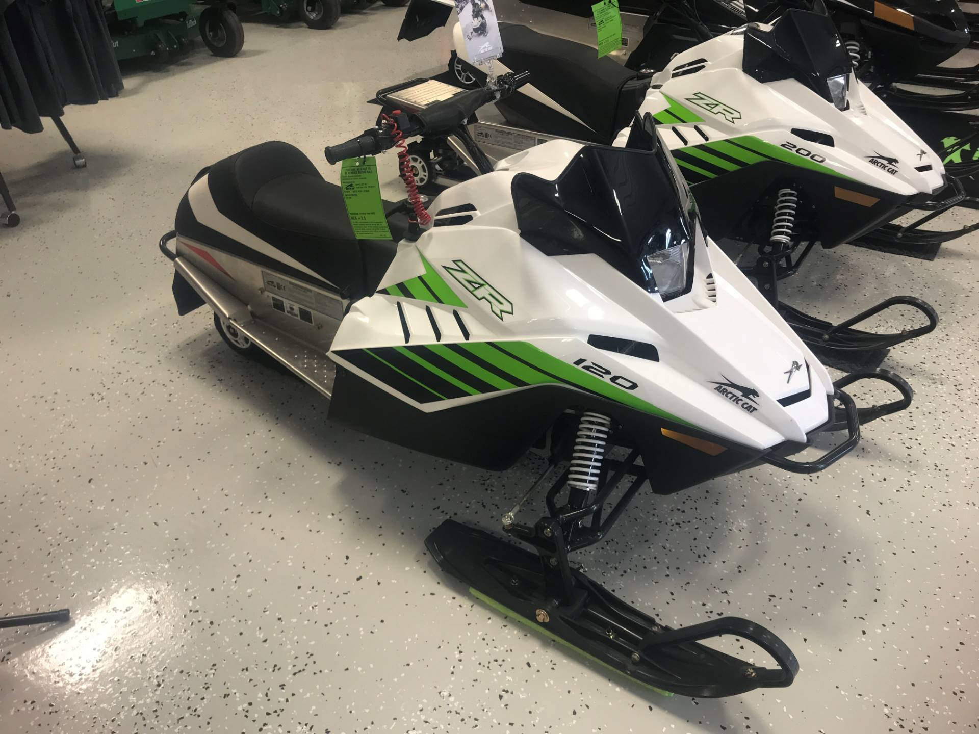 2018 Arctic Cat ZR 120 in Mansfield, Pennsylvania