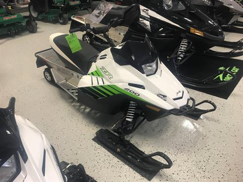 2018 Arctic Cat ZR 200 in Mansfield, Pennsylvania
