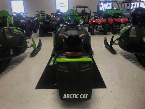 2018 Arctic Cat ZR 6000 Limited ES 137 in Mansfield, Pennsylvania