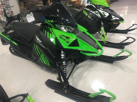 2018 Arctic Cat ZR 6000 El Tigre ES (129) in Mansfield, Pennsylvania