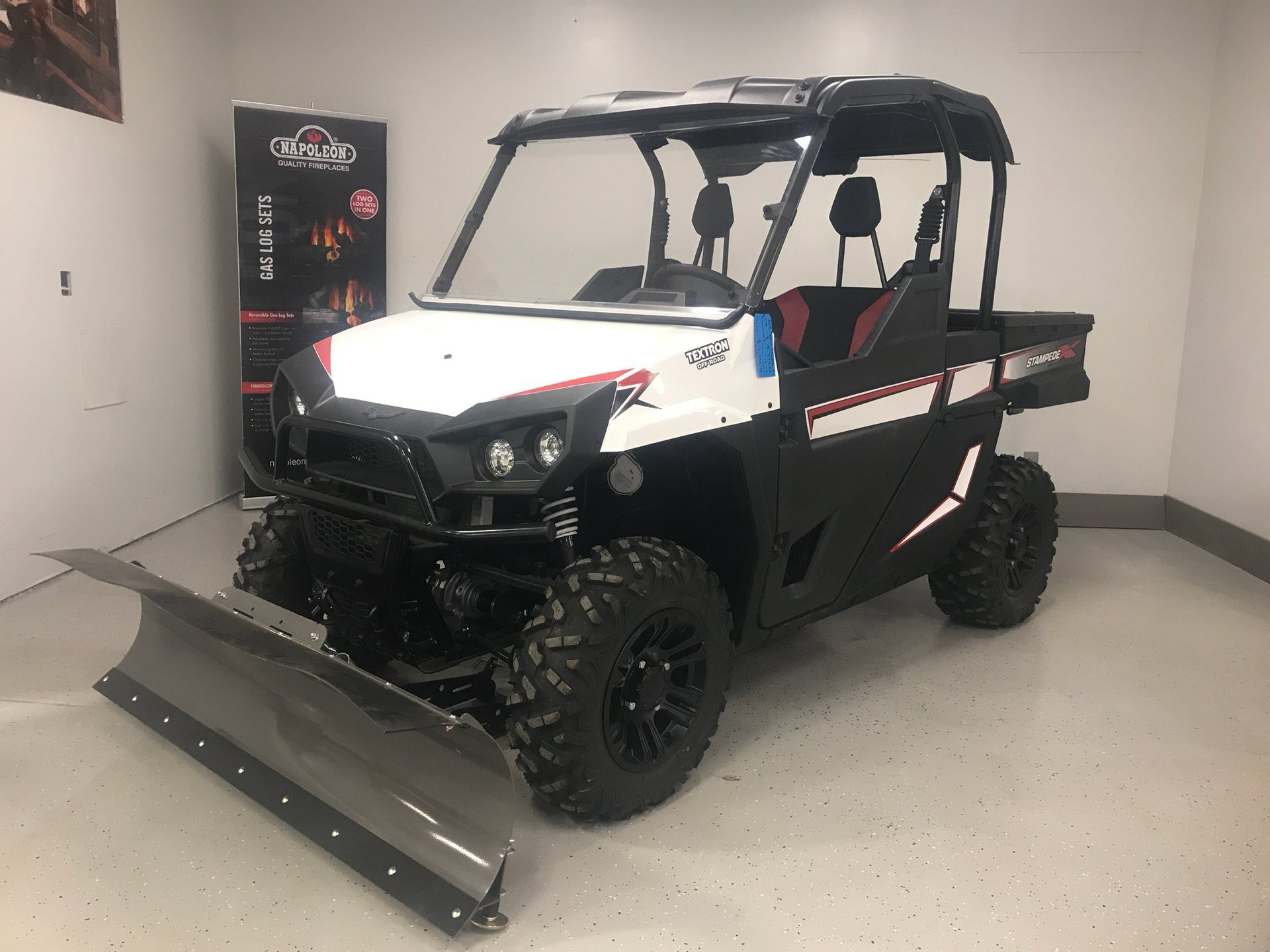 2018 Textron Off Road Stampede X in Mansfield, Pennsylvania
