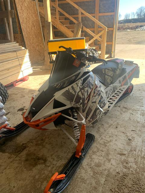 2017 Arctic Cat ZR 9000 Limited 137 in Cherry Creek, New York - Photo 1