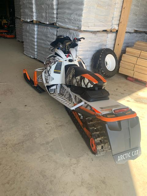 2017 Arctic Cat ZR 9000 Limited 137 in Cherry Creek, New York - Photo 2