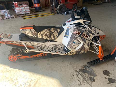 2017 Arctic Cat ZR 9000 Limited 137 in Cherry Creek, New York - Photo 3