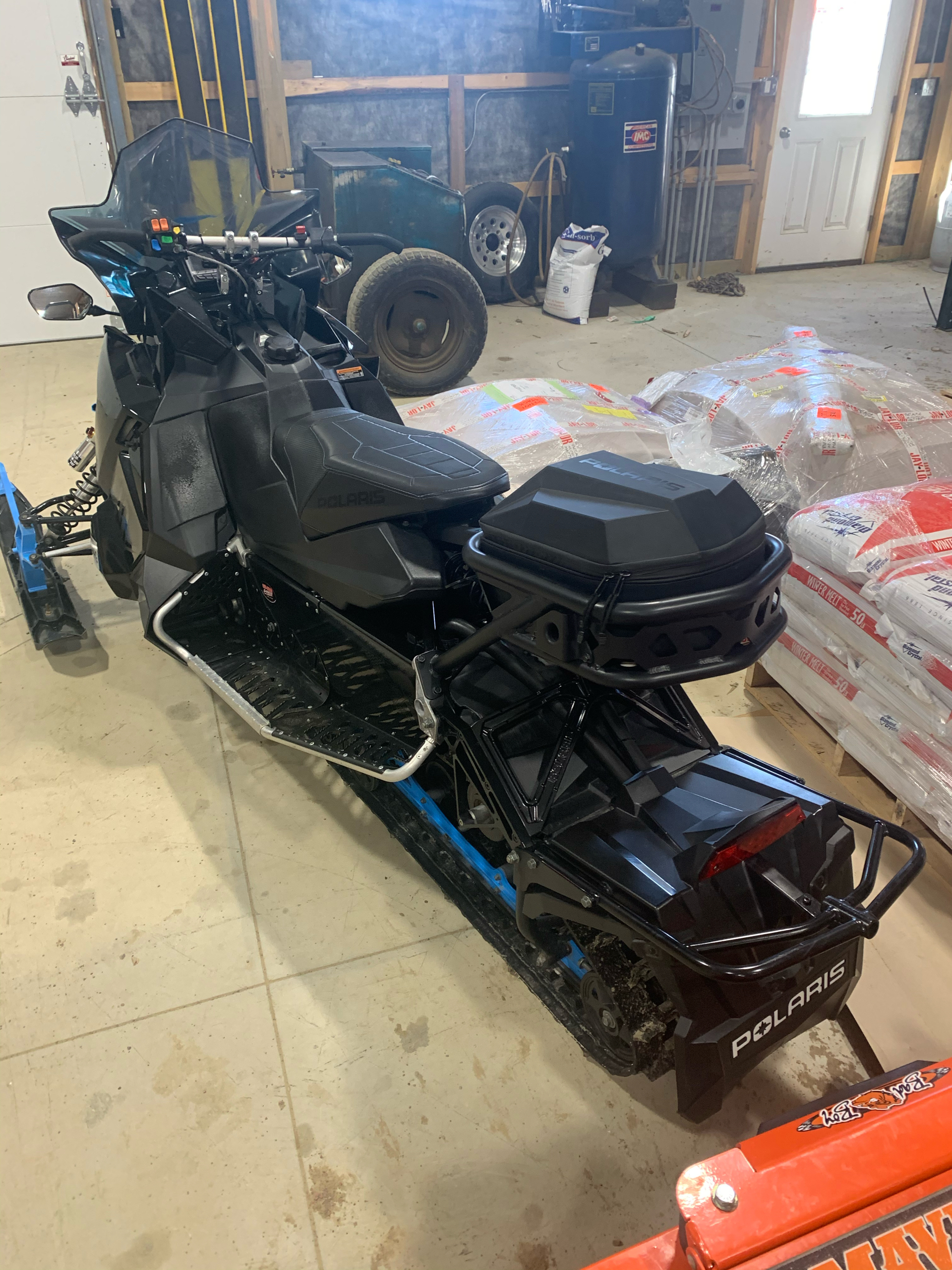 2019 Polaris 850 Switchback Pro-S SnowCheck Select in Cherry Creek, New York - Photo 1