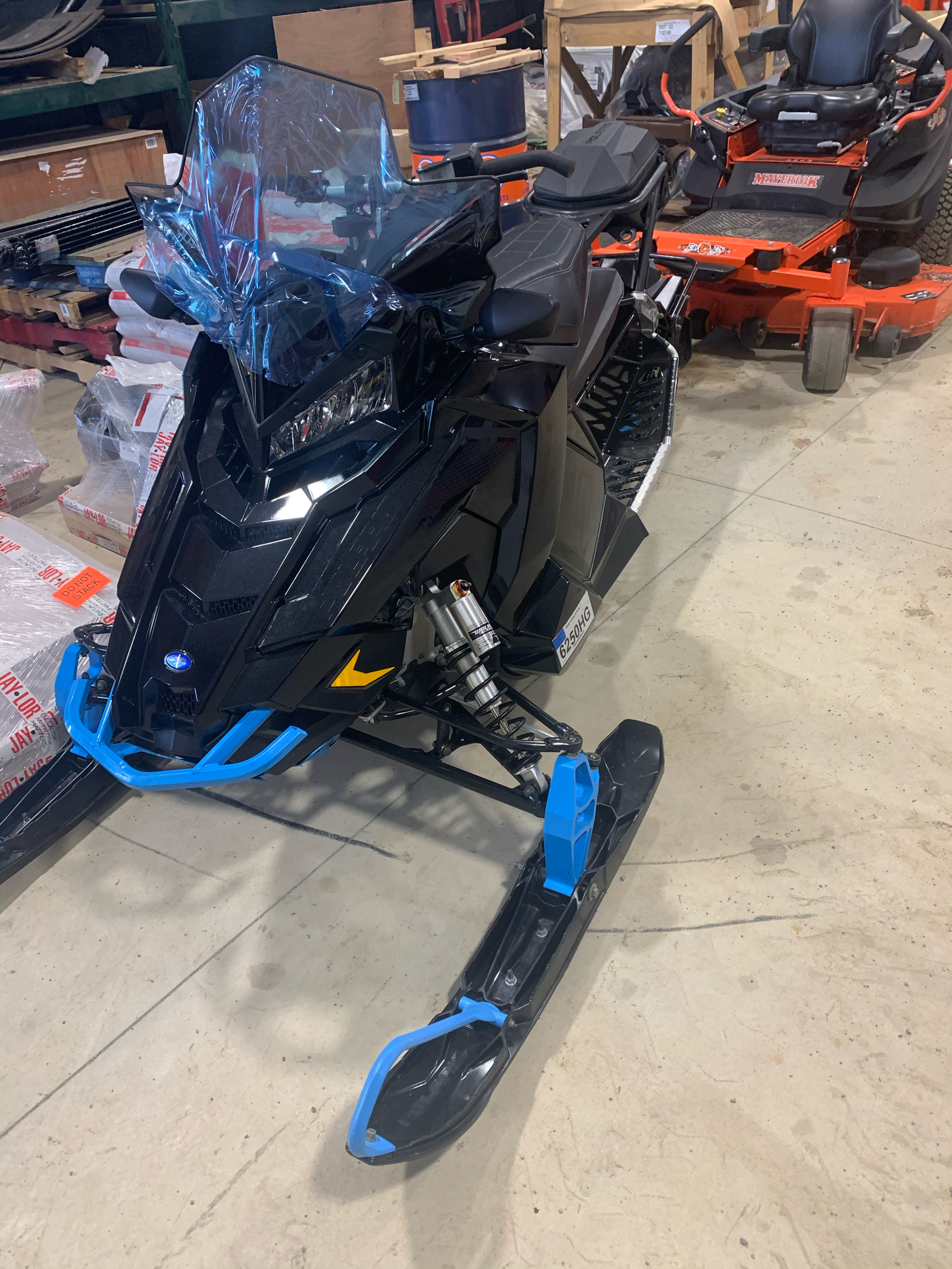 2019 Polaris 850 Switchback Pro-S SnowCheck Select in Cherry Creek, New York - Photo 2