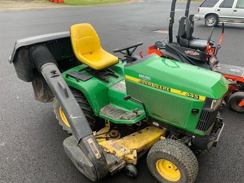 2002 John Deere 455 in Cherry Creek, New York - Photo 1