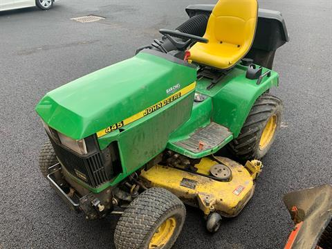 2002 John Deere 455 in Cherry Creek, New York - Photo 3