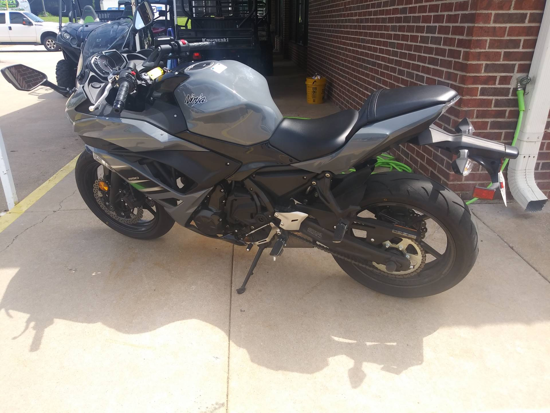 2018 Kawasaki Ninja 650 in Broken Arrow, Oklahoma