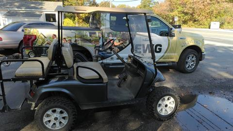 2014 E-Z-GO Shuttle 2 + 2 TXT Electric in Exeter, Rhode Island