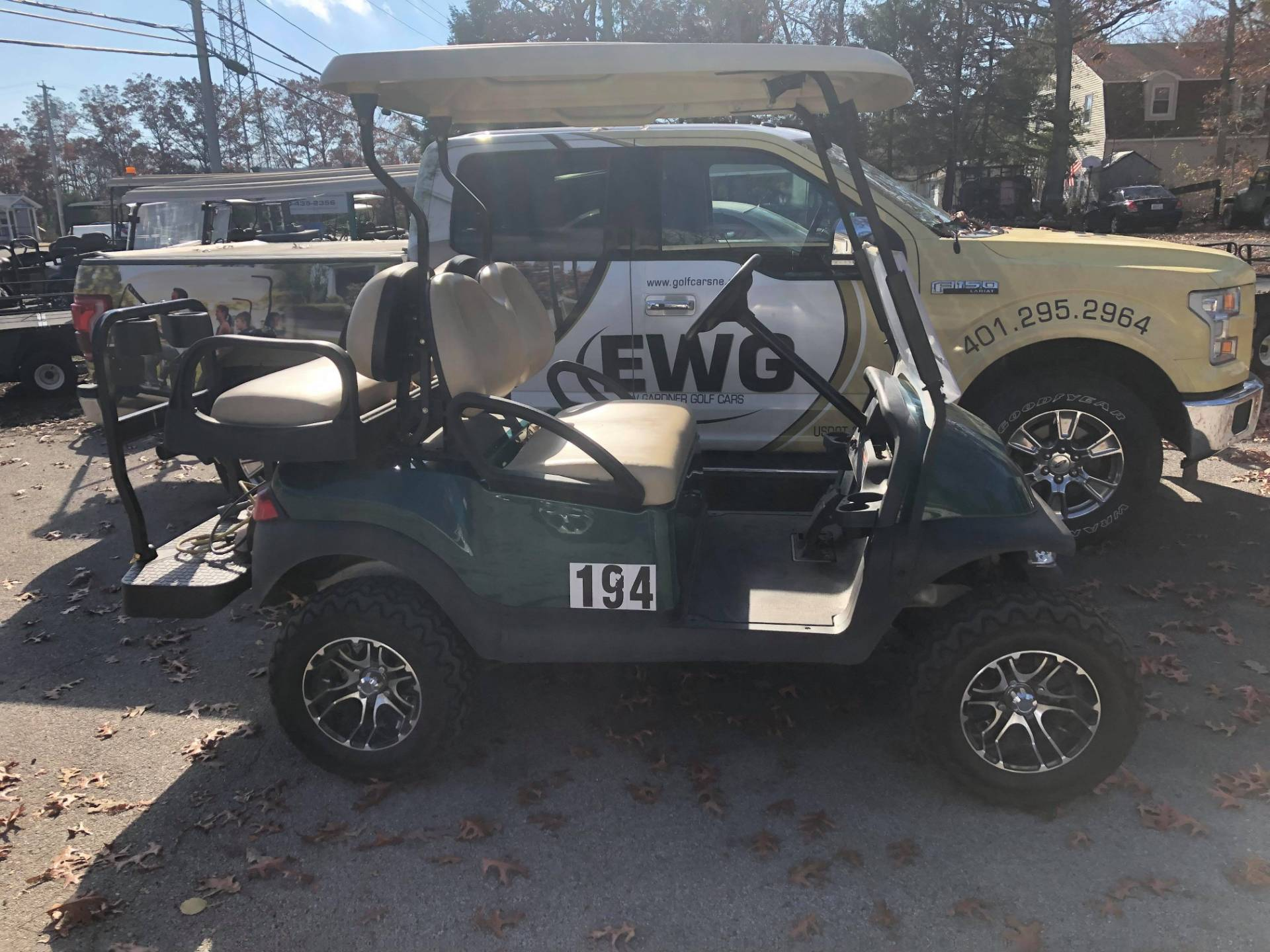 2014 Club Car Precedent in Exeter, Rhode Island - Photo 3
