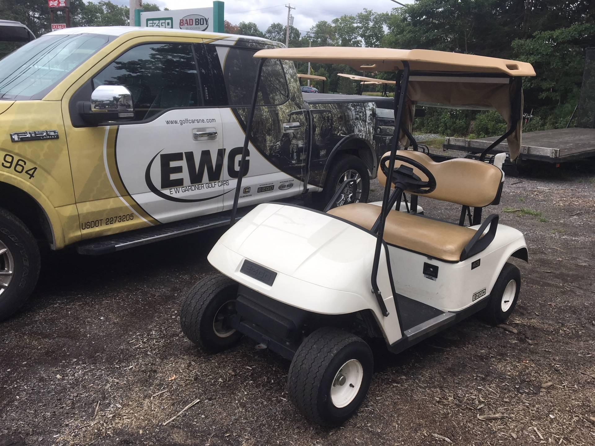 Golf Cart Tire Balancing Unique Used 2012 E Z Go Txt Gasoline Carts Golf Cart Luge Rack on