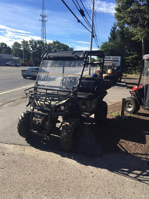 2013 Bad Boy Off Road Recoil Is 72V 4x4 in Exeter, Rhode Island