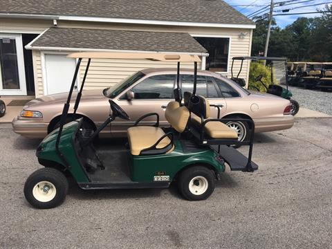 2015 E-Z-Go Shuttle 2 + 2 TXT Electric in Exeter, Rhode Island - Photo 2
