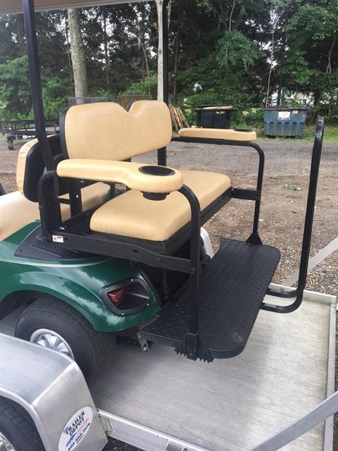2015 E-Z-Go Shuttle 2 + 2 TXT Electric in Exeter, Rhode Island
