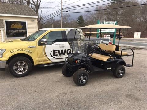 2018 E-Z-Go Express S4 Electric in Exeter, Rhode Island