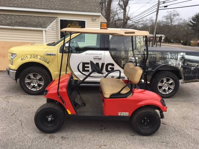 2016 E-Z-Go TXT Gas in Exeter, Rhode Island
