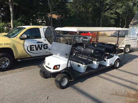 2016 Cushman Shuttle 8 Electric in Exeter, Rhode Island - Photo 1