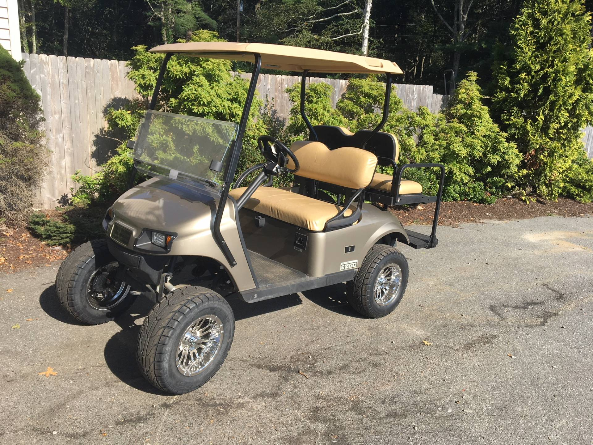 Used 2014 E-Z-Go Freedom TXT Electric Golf Carts in Exeter, RI ...  Penger Golf Cart E Z Go Freedom on