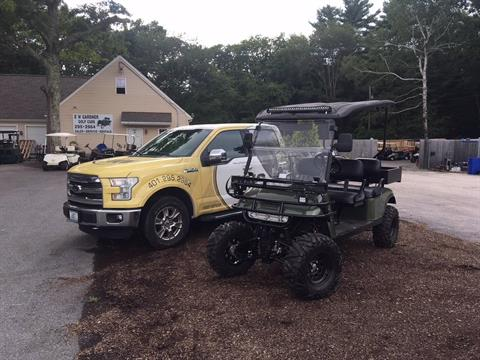 2015 E-Z-Go TXT Electric in Exeter, Rhode Island