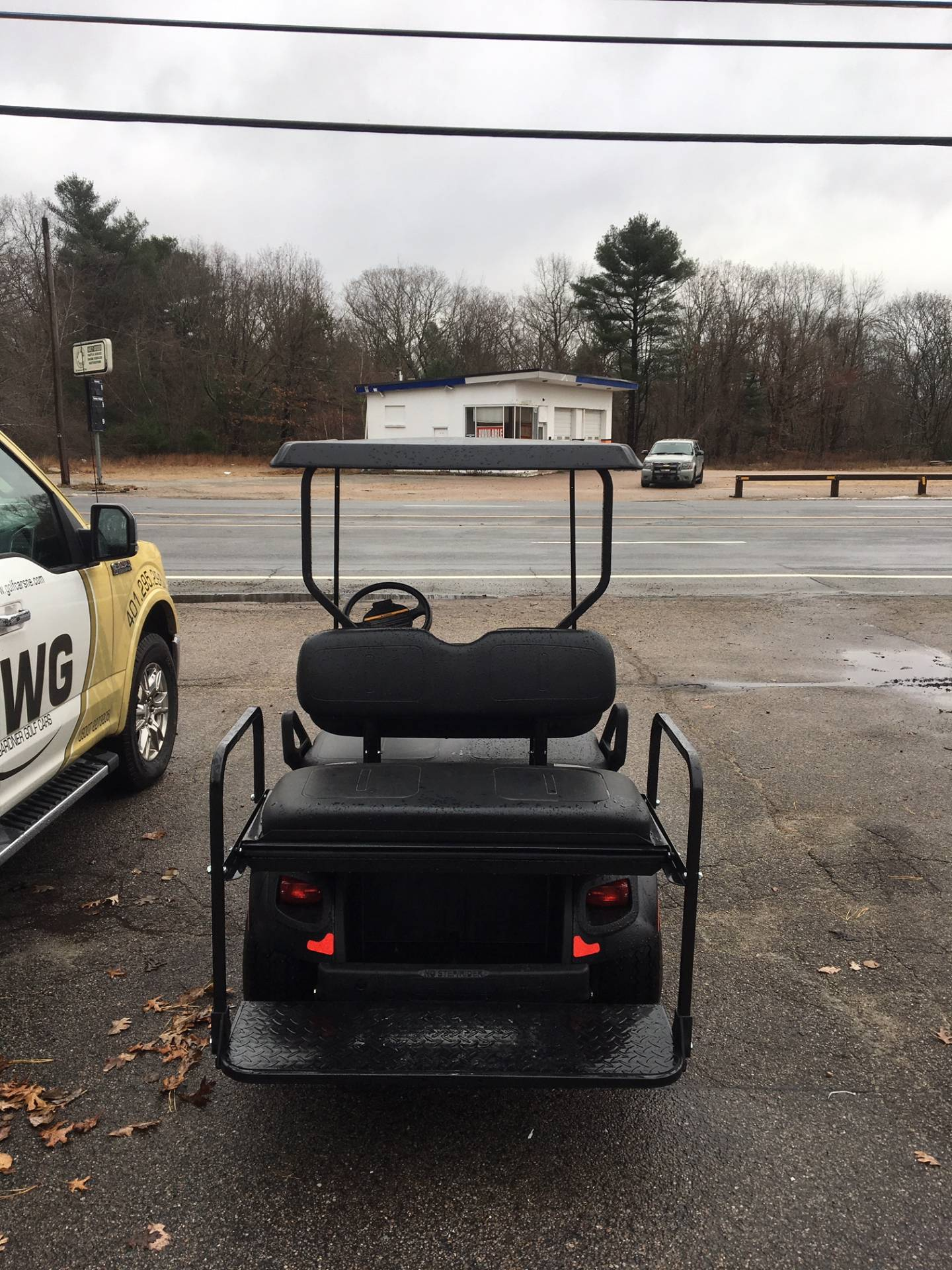 2018 E-Z-Go Freedom TXT Electric in Exeter, Rhode Island