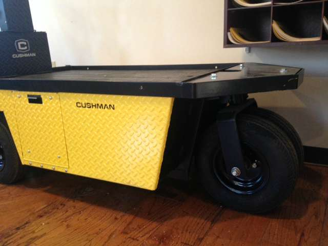 2015 Cushman Stock Chaser in Exeter, Rhode Island - Photo 3
