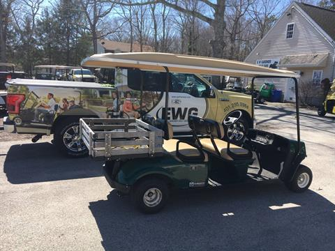 2015 Cushman Shuttle 4 in Exeter, Rhode Island - Photo 1