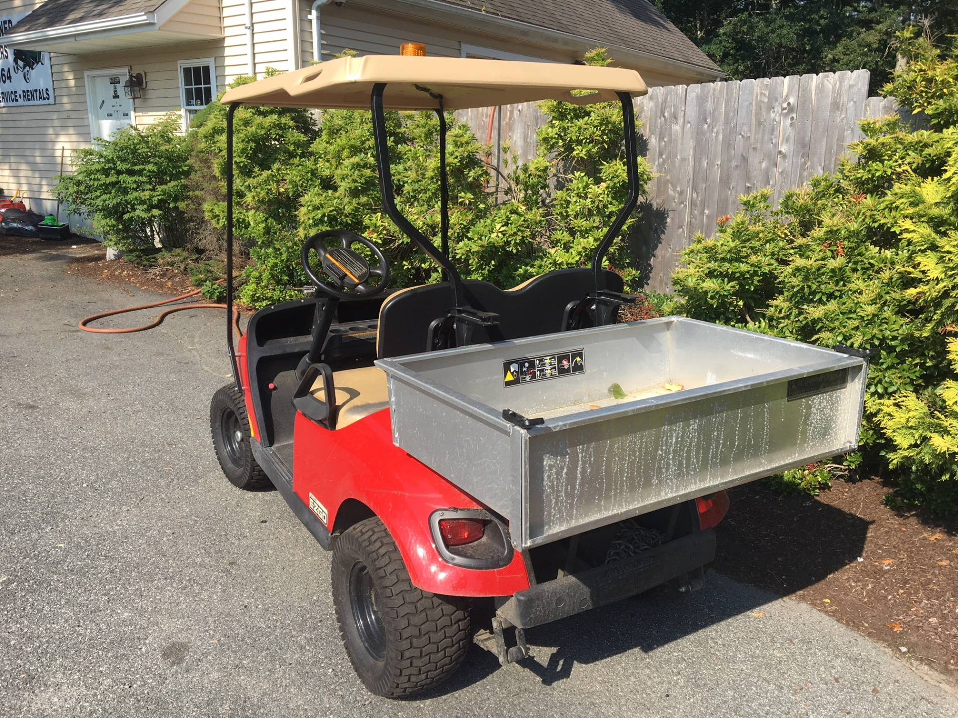 2016 E-Z-Go Freedom TXT Gas in Exeter, Rhode Island