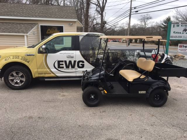2018 E-Z-Go TXT Valor Gas in Exeter, Rhode Island