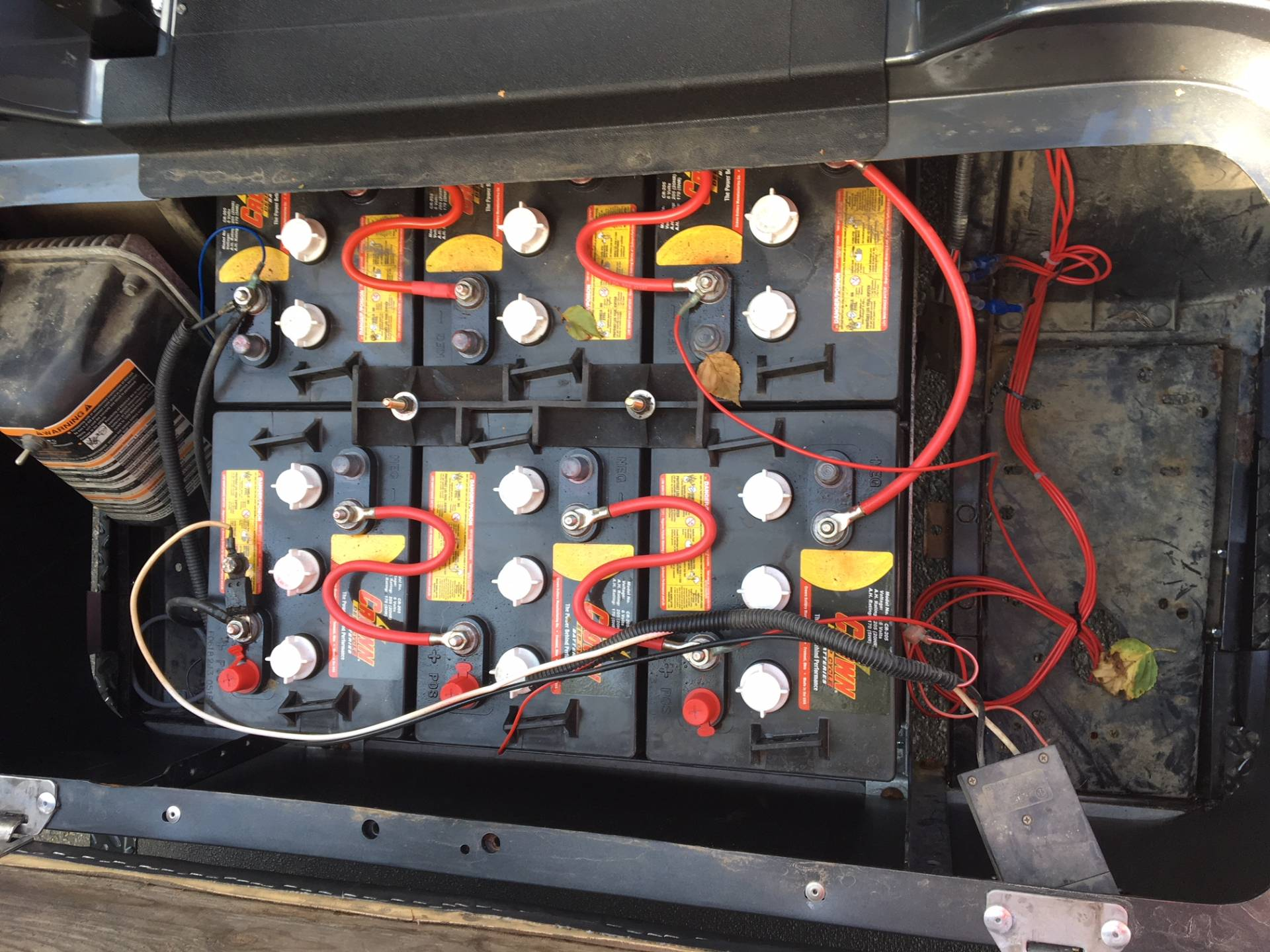 Used 2004 E Z Go Shuttle 6 Golf Carts In Exeter Ri Stock Number Rhode Island Wiring