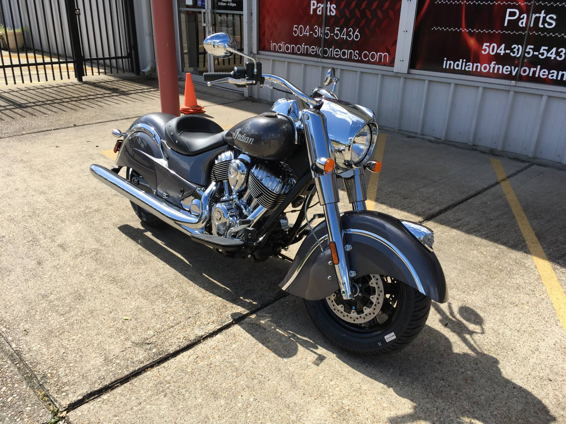 2018 Indian Chief® ABS in Saint Rose, Louisiana - Photo 2