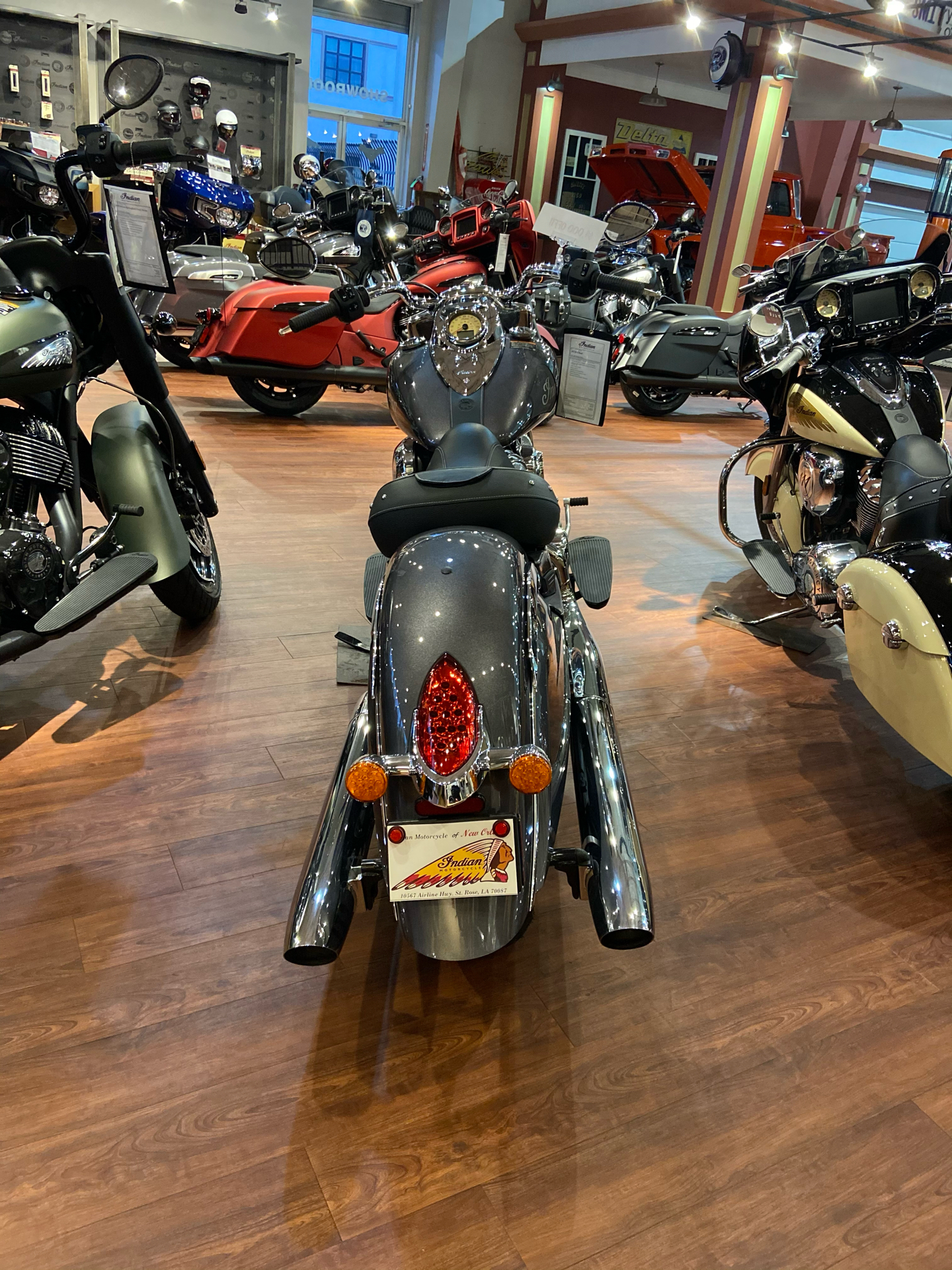 2018 Indian Chief® ABS in Saint Rose, Louisiana - Photo 3