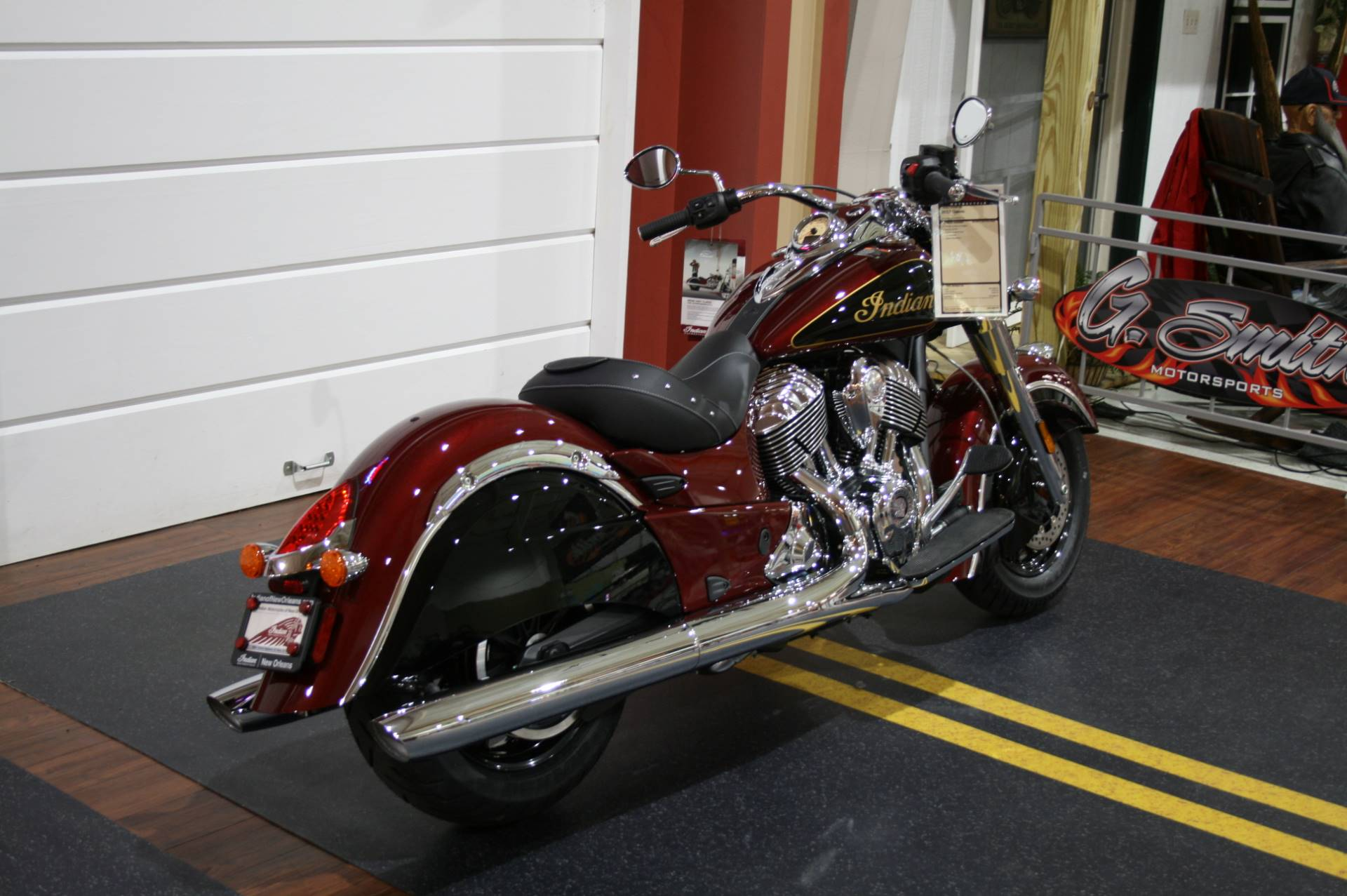 2017 Indian Chief® Classic in Saint Rose, Louisiana