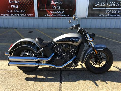 2017 Indian Scout® Sixty ABS in Saint Rose, Louisiana