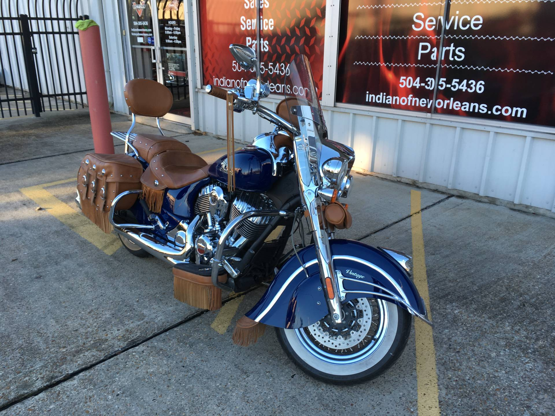 2014 Indian Chief® Vintage in Saint Rose, Louisiana
