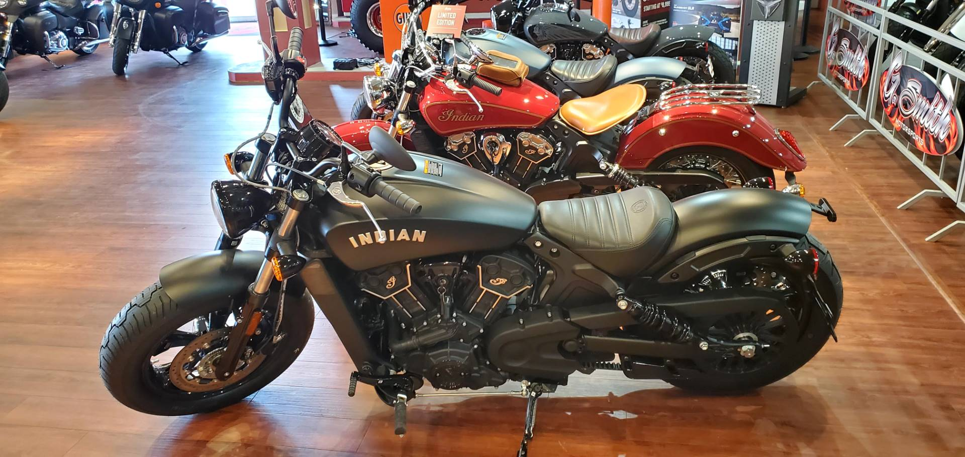 2021 Indian Scout® Bobber Sixty ABS in Saint Rose, Louisiana - Photo 3
