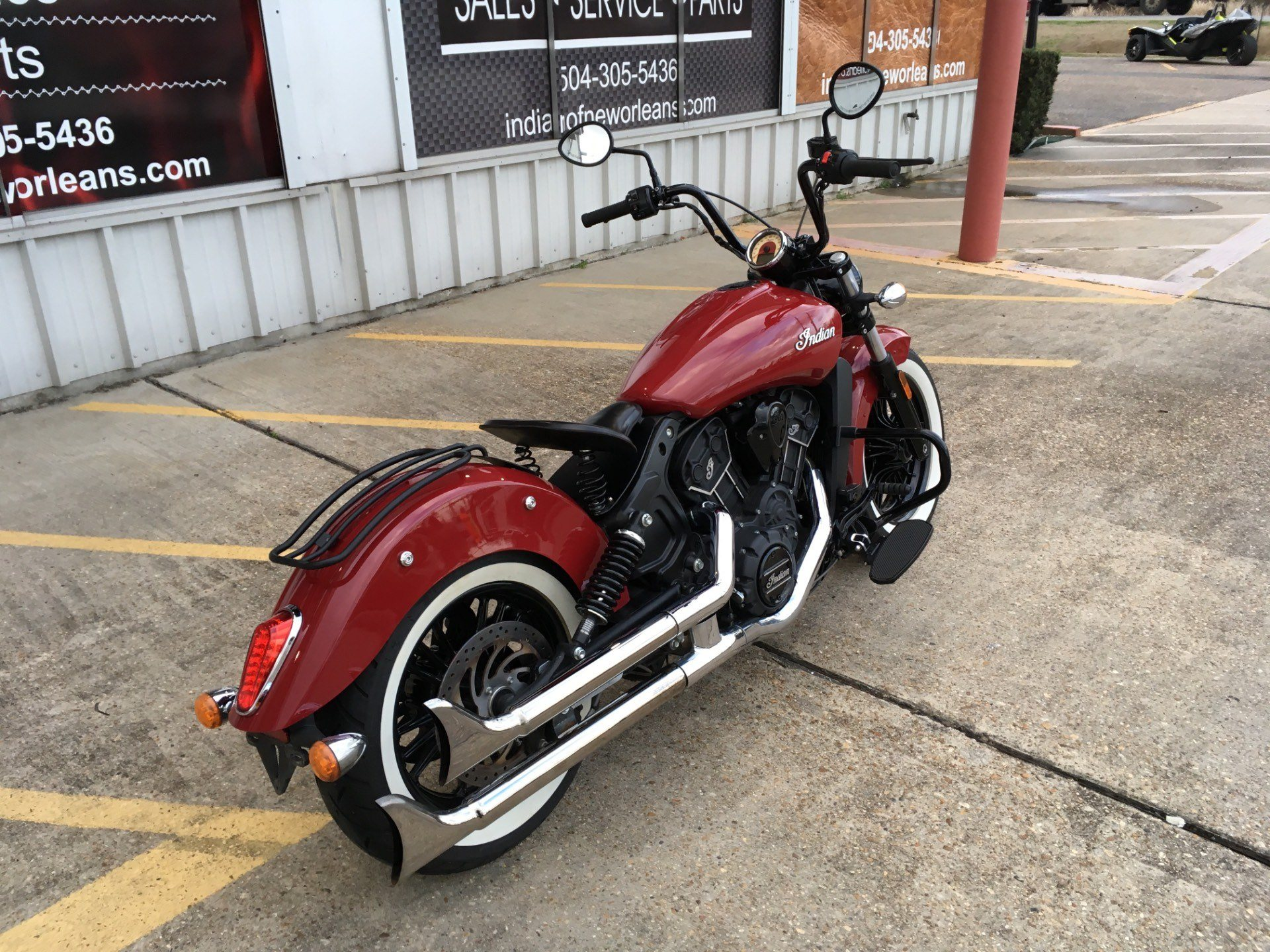 2016 Indian Scout® Sixty in Saint Rose, Louisiana