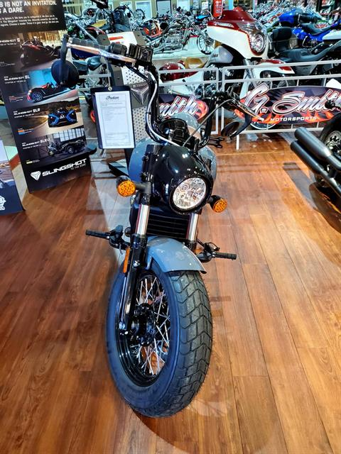 2021 Indian Scout® Bobber Twenty ABS in Saint Rose, Louisiana - Photo 2